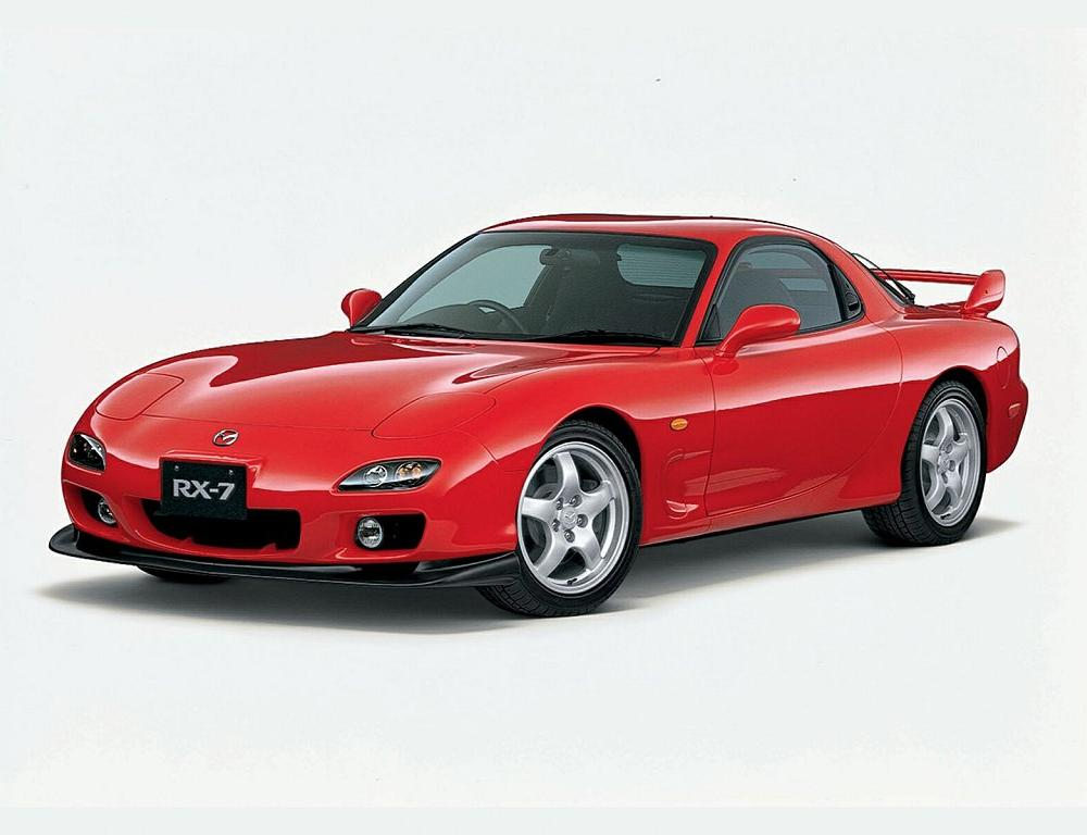 2012 Mazda RX-7 Luxury Excellent Concept | Dha Car