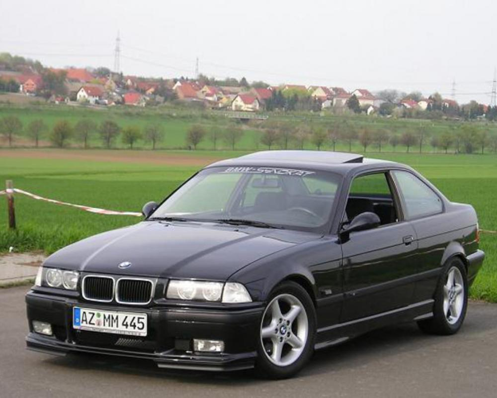 BMW 316 Coupe - huge collection of cars, auto news and reviews, car vitals,