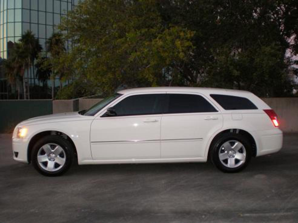 Dodge Magnum: 05 photo