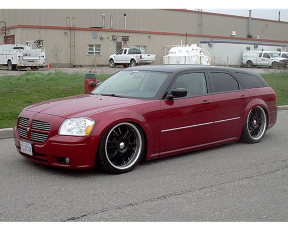 Sept 18: Dodge Magnum Memories