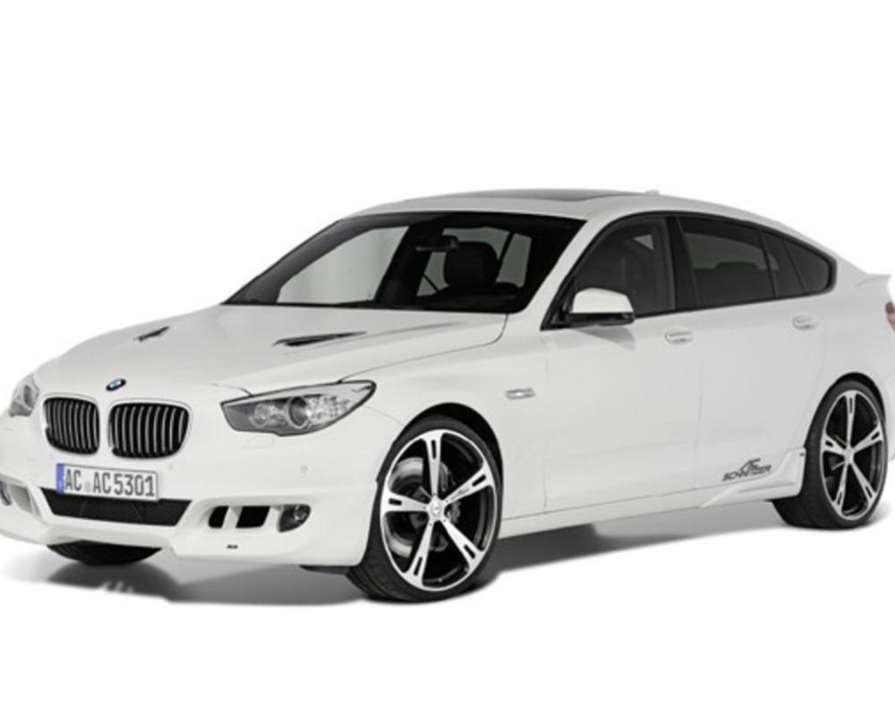 The Schnitzer boys have waved wands over the BMW 530d GT, giving it a little