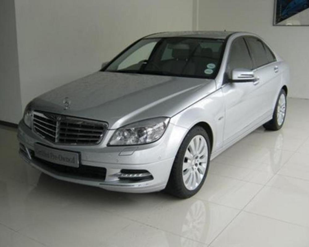 2011 MERCEDES-BENZ C200 CGI BE ELEGANCE A/T for sale
