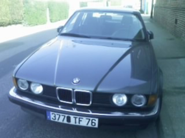 Photos de BMW 730 IA 1989