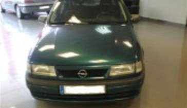 Opel Vectra GL 16S - articles, features, gallery, photos,