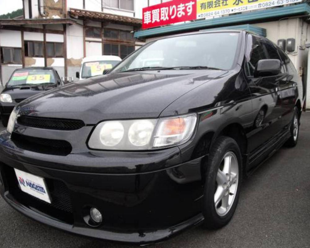 Photo of NISSAN RNESSA AXIS / used NISSAN