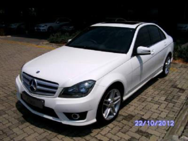 2012 Mercedes-Benz C200 CGi BE Avantgarde. bidorbuy ID: 79308063