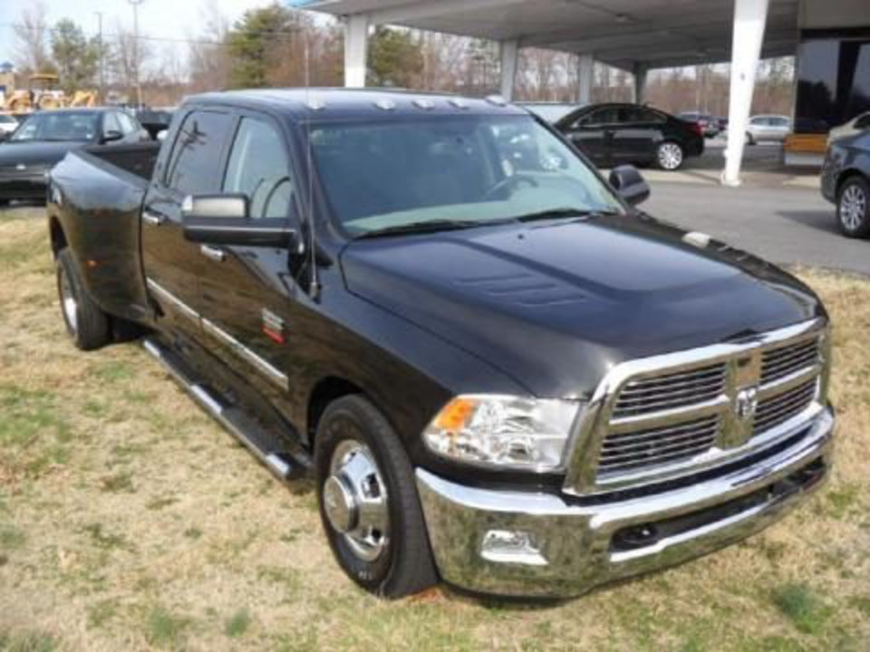 2010 Dodge Ram 3500 Big Horn Edition Crew Cab Dually Data, Info and Specs