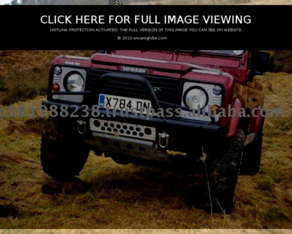 Land Rover Defender 90 Pick-Up: 02 photo