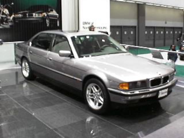 1998 BMW 750iL. by John Heilig bmw. SEE ALSO: BMW Buyer's Guide