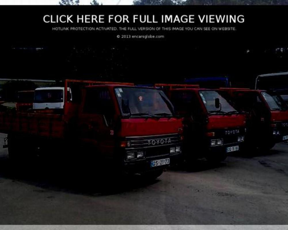 Toyota Dyna 250: 03 photo