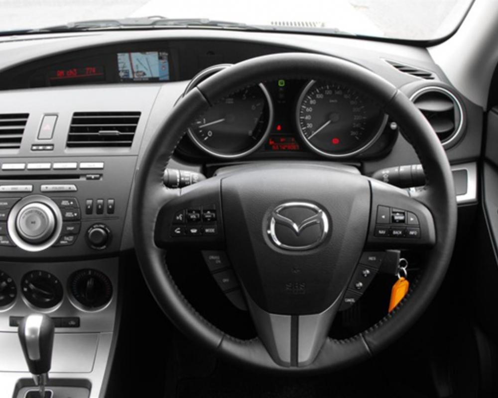 the Mazda3, it is its more elusive charms on the road that will win most