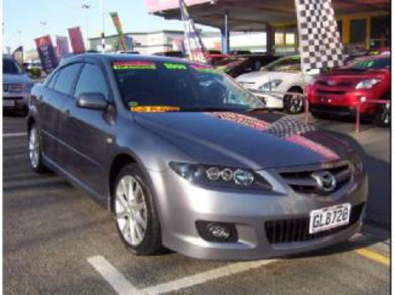 MAZDA ATENZA 23S 2006 Mazda Atenza 23S 2006. Listed Thursday, 30 August 2012