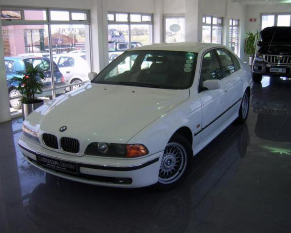 Pictures of 1999 - BMW 540i Auto. R89,995