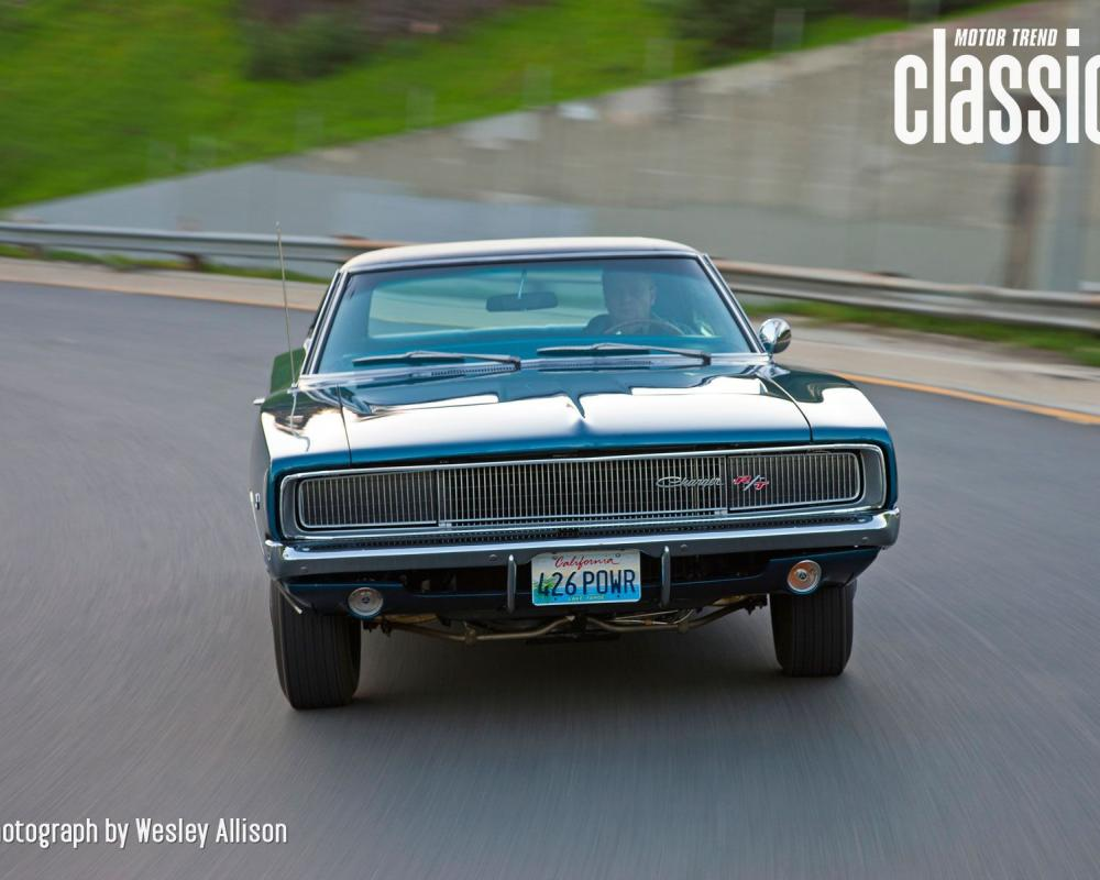 1968 Dodge Charger RT 426 Hemi · 1968 dodge charger wallpaper