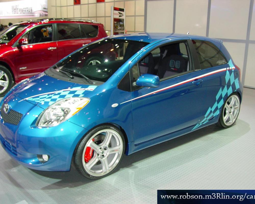 Toyota Yaris Sport. View Download Wallpaper. 1600x1200. Comments