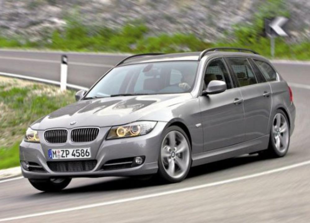 BMW 320i Touring (2008-2012) Front + links