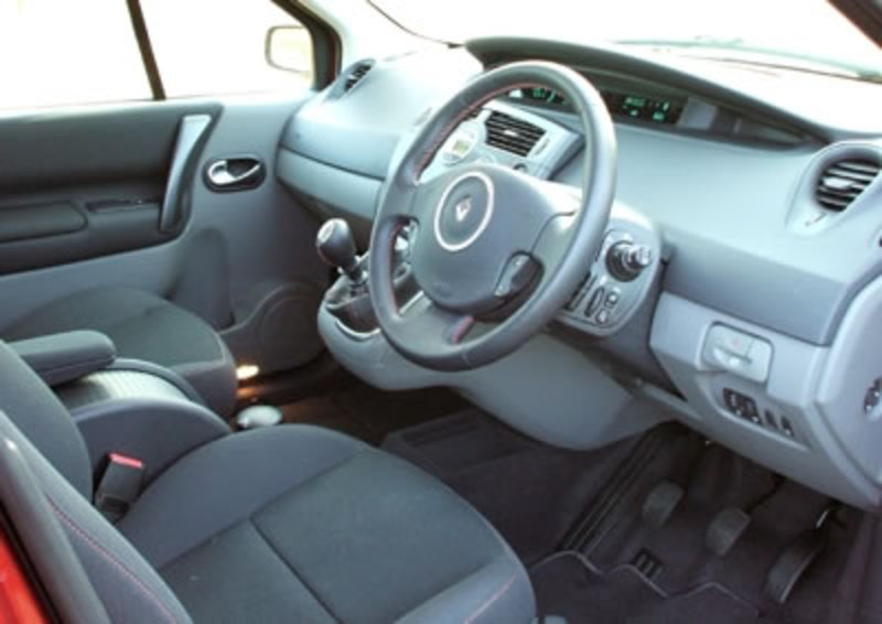 Renault Scenic Review. Published: 28th October 2007