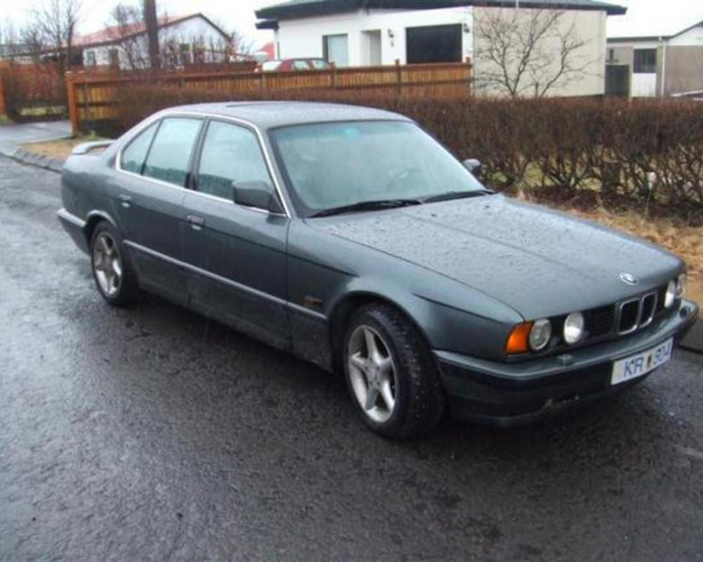 BMW 520ia 1989 model with 2000cc engine hes returning around 130hp not much