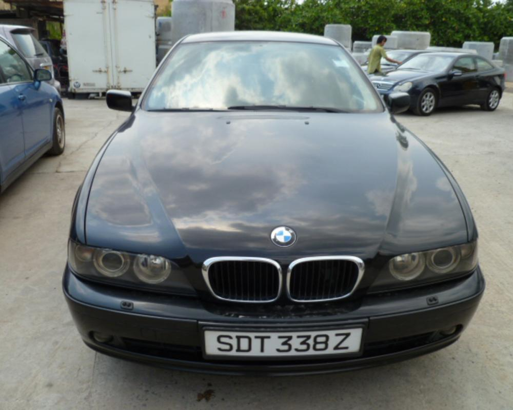 BMW 520IA 2002 - Used Car Singapore Used Car Exporter Cars Exporters Used
