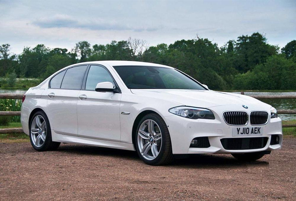 BMW 530dM Touring