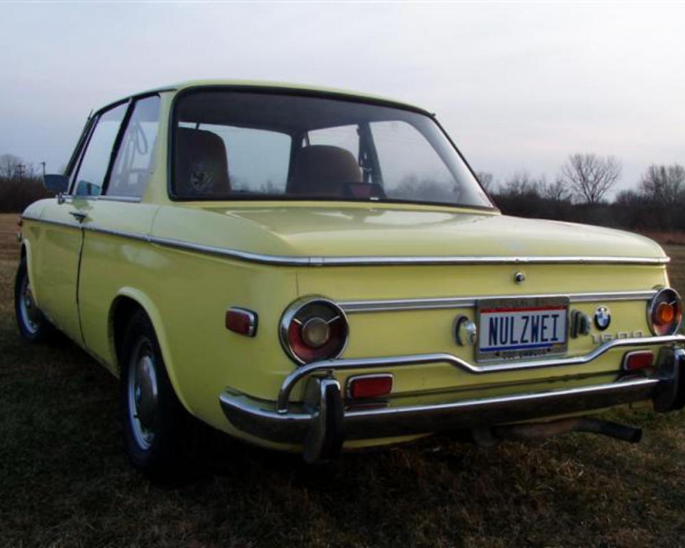 '70 BMW 1600-2 For Sale