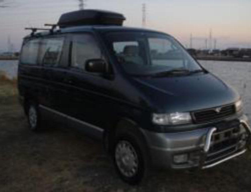 Mazda Bongo Friendee 4WD RF-V More photos? Register for free!