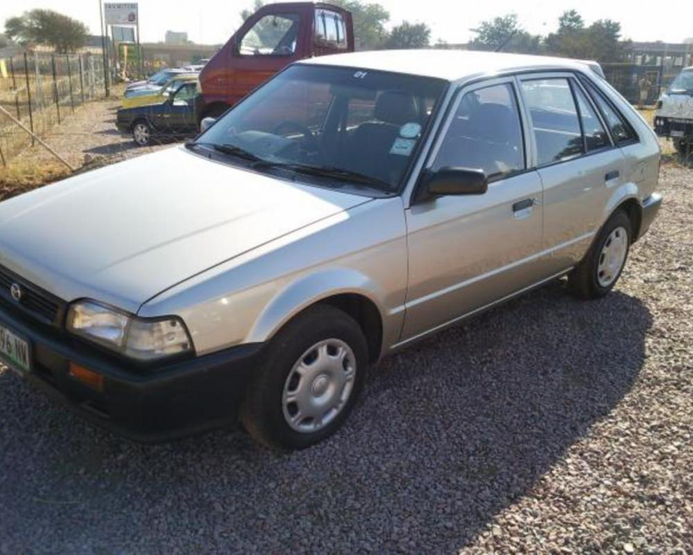 2001 Mazda 323 1.3 Hatch - Pretoria