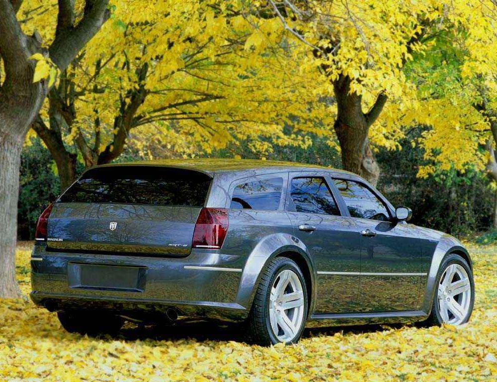 Dodge Magnum - huge collection of cars, auto news and reviews, car vitals,