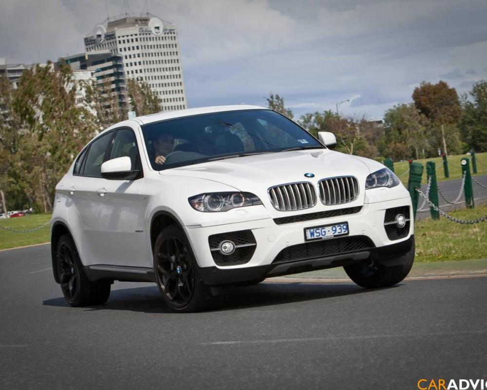 BMW X6 X-drive 50i - huge collection of cars, auto news and reviews,