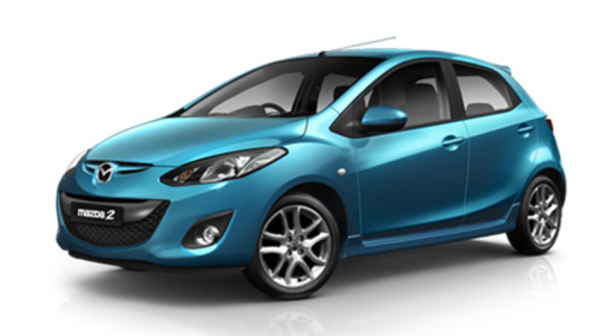 Mazda2. ALL THE BEST THINGS IN ONE PLACE