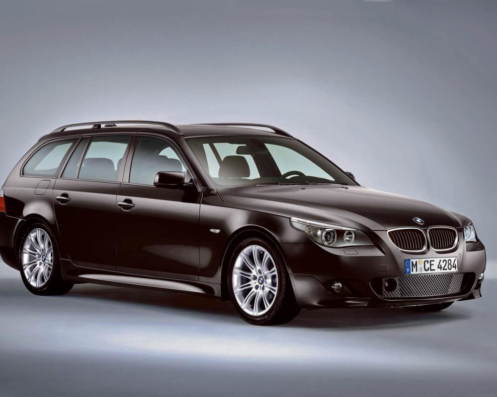 BMW 525i E61 - huge collection of cars, auto news and reviews, car vitals,