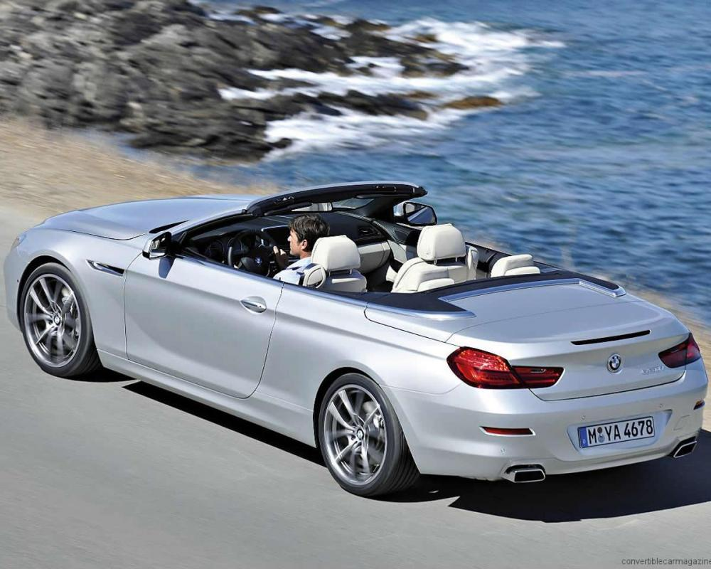 BMW 6-Series 640i Convertible Buying Guide