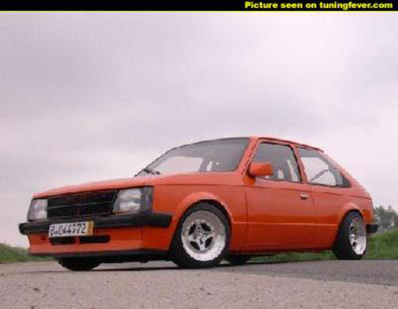 Opel Kadett GTE - huge collection of cars, auto news and reviews,