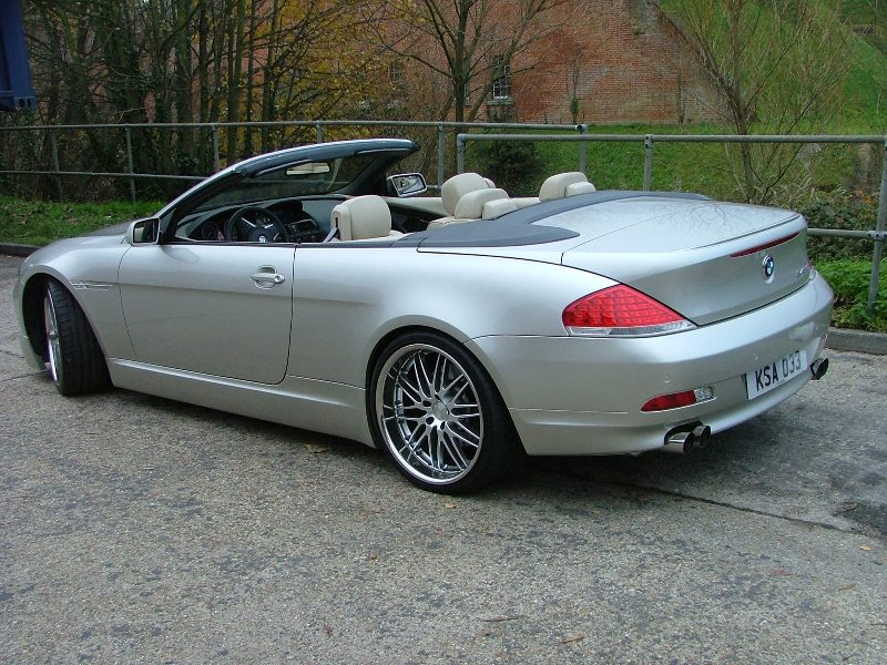 BMW 645Ci Breyton - huge collection of cars, auto news and reviews,