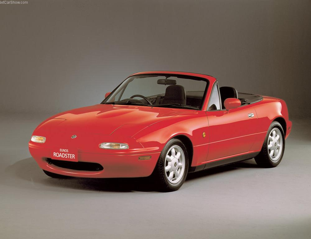 The Mazda MX-5 Miata is another one of the top of the line models