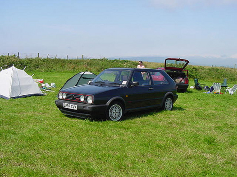Volkswagen Golf GTi 8V 18 - huge collection of cars, auto news and reviews,