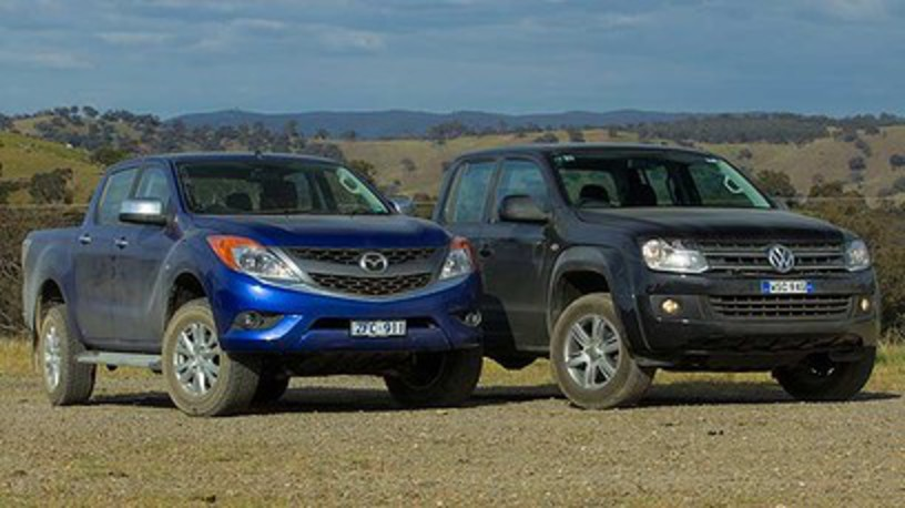 Winner: Ute - Mazda BT-50 XTR 4WD (Video Thumbnail) Click to play video