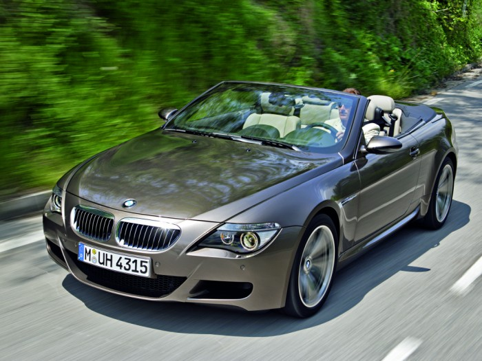 BMW M6 Cabriolet. View Download Wallpaper. 700x525. Comments