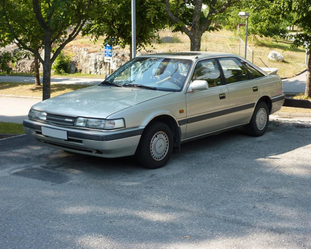 Mazda 626 GSX - huge collection of cars, auto news and reviews, car vitals,