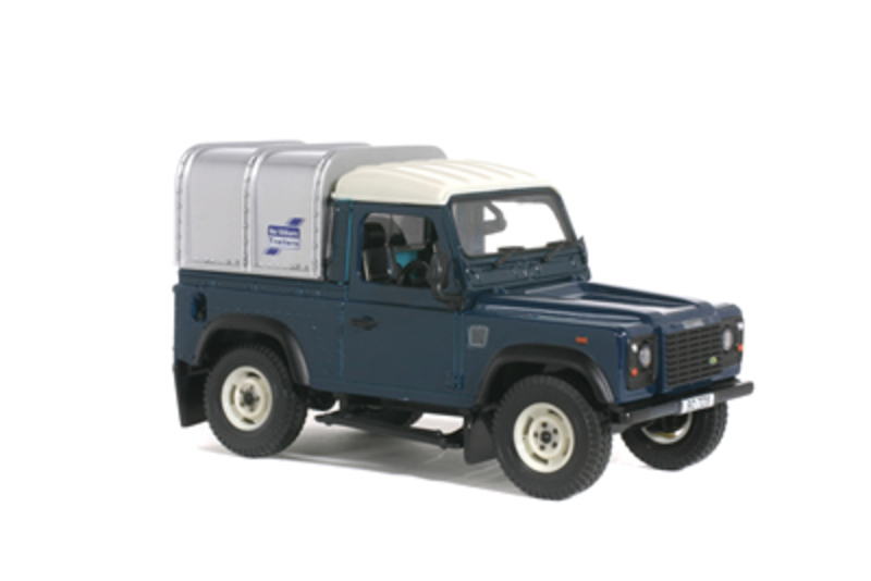 Land Rover Defender 90 Pick-Up. View Download Wallpaper. 400x267. Comments