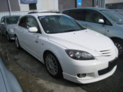 Cardatabase.net - Car photo search - Mazda 3 23SP