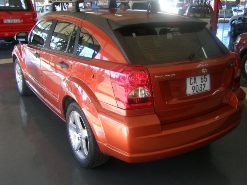 Dodge Caliber SXT 2.0 2006 very good condition - Cape Town