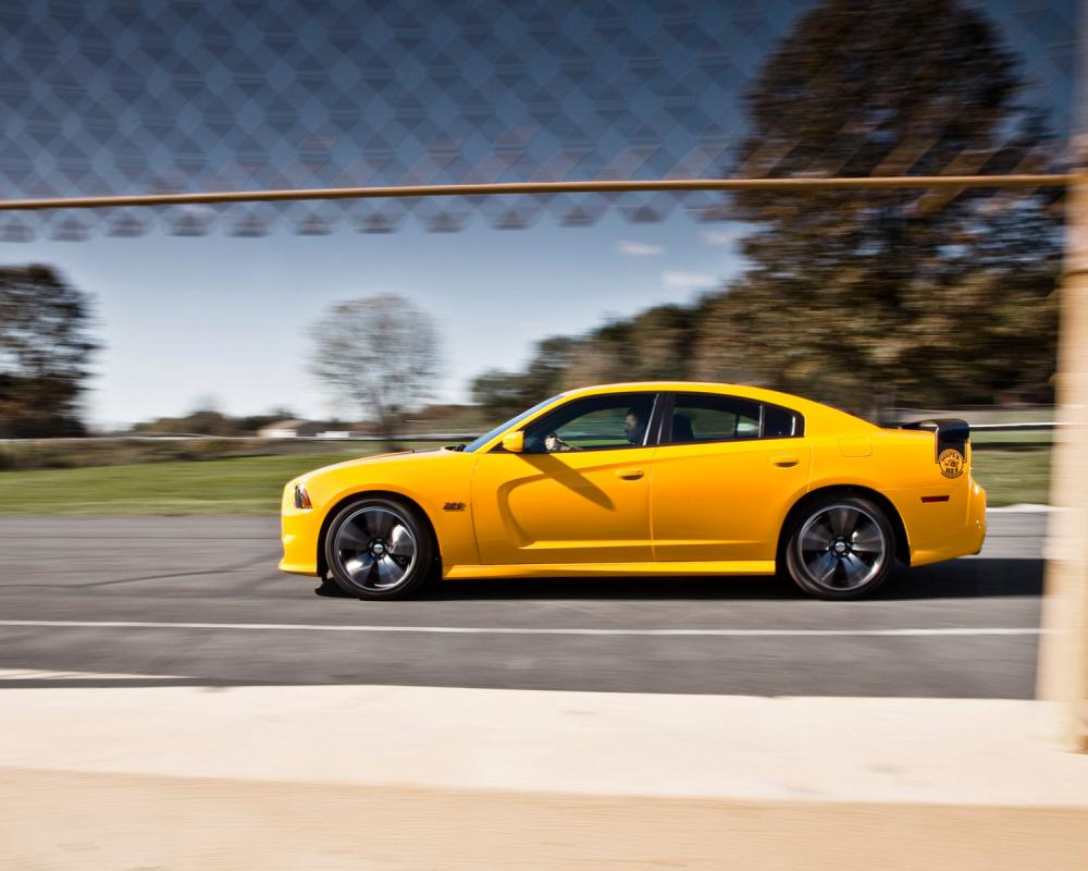 Return to article 2012 Dodge Charger SRT8 Super Bee