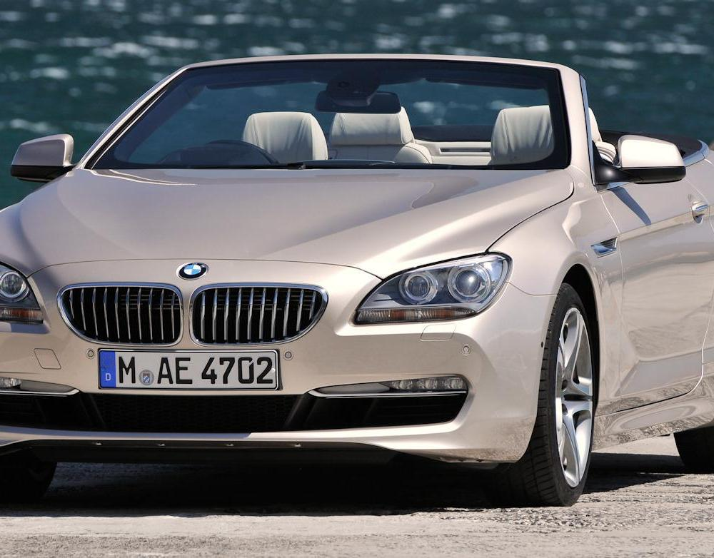 2012 BMW 650i convertible. WALLPAPER; PRINT; RETURN TO ARTICLE
