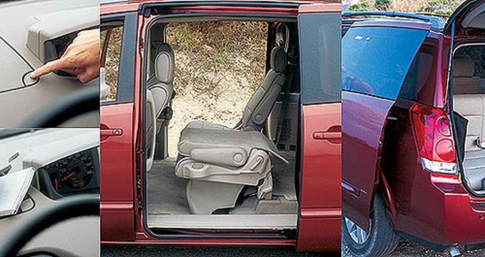 2004 Nissan Quest 35Se Cargo Capacity View