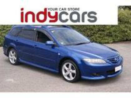 MAZDA ATENZA SPORTS 23S GREAT BUYING HERE!! 2002. Mid Blue Atenza!