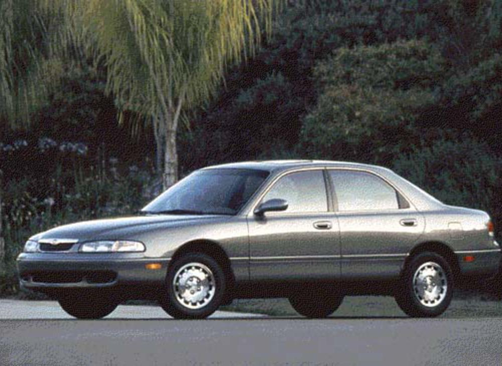 Mazda 626 V6 Limited. View Download Wallpaper. 570x365. Comments