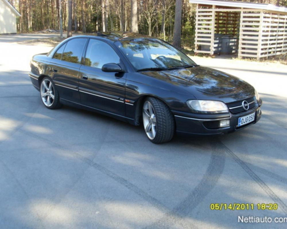 Opel Omega MV6 30. View Download Wallpaper. 536x402. Comments