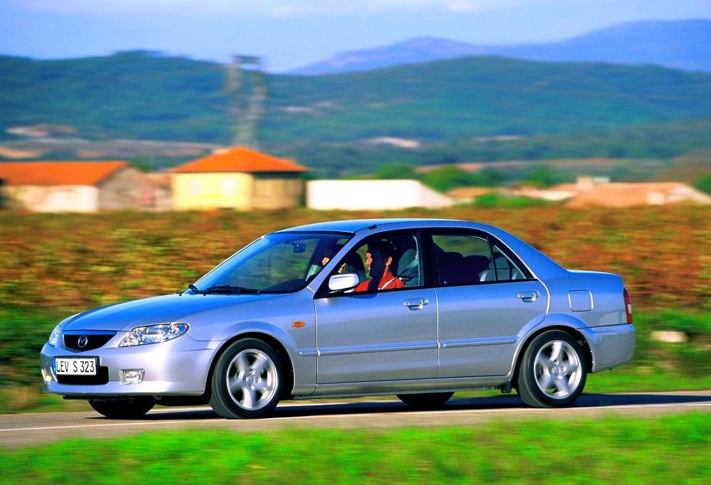 Mazda 323 Sedan. View Download Wallpaper. 1024x682. Comments