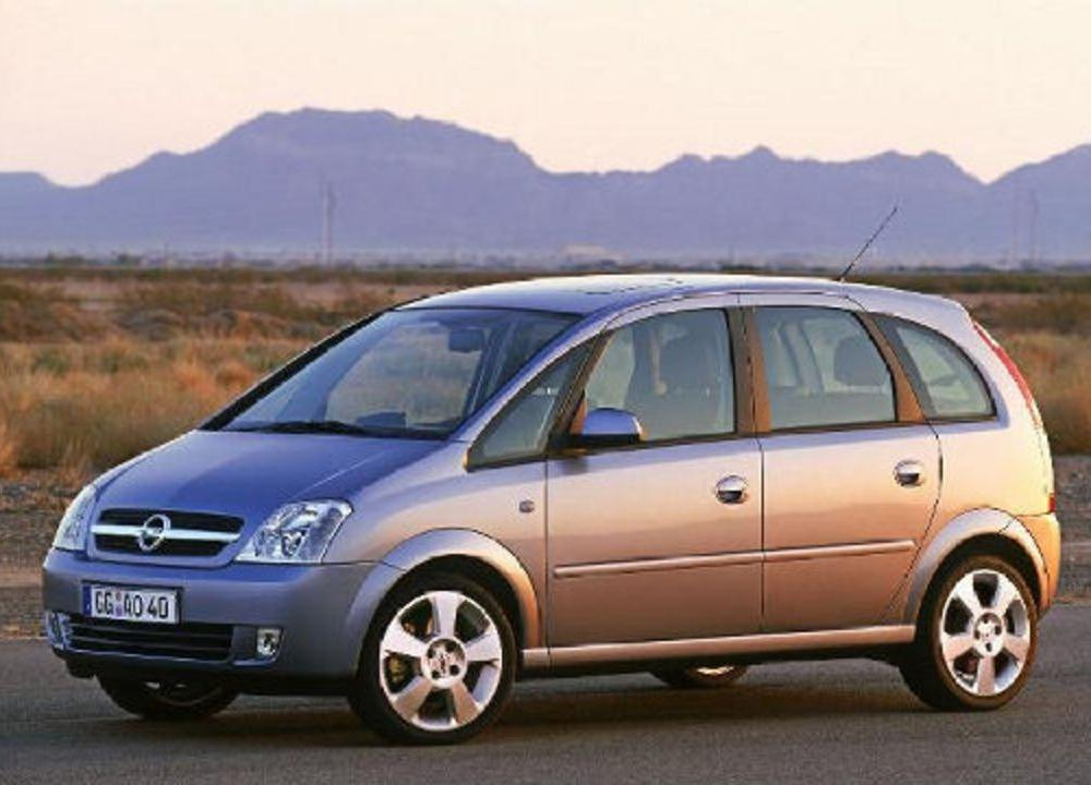 The new luxury big size hatchback Opel Meriva cars cool hd photo gallery